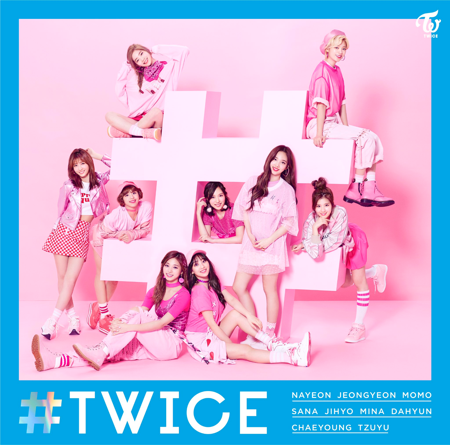 TWICE -TWICE Normal cover art.png