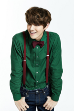 EXO Kris Miracles in December promo photo