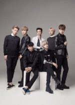 BLANC7 debut group photo