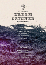 Dreamcatcher Alone In The City scheduler