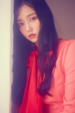 CLC Yeeun Free'sm promo photo