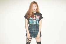 CLC Yeeun NU.CLEAR promotional photo