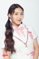 Han Cho Won Produce 48 profile photo (2)