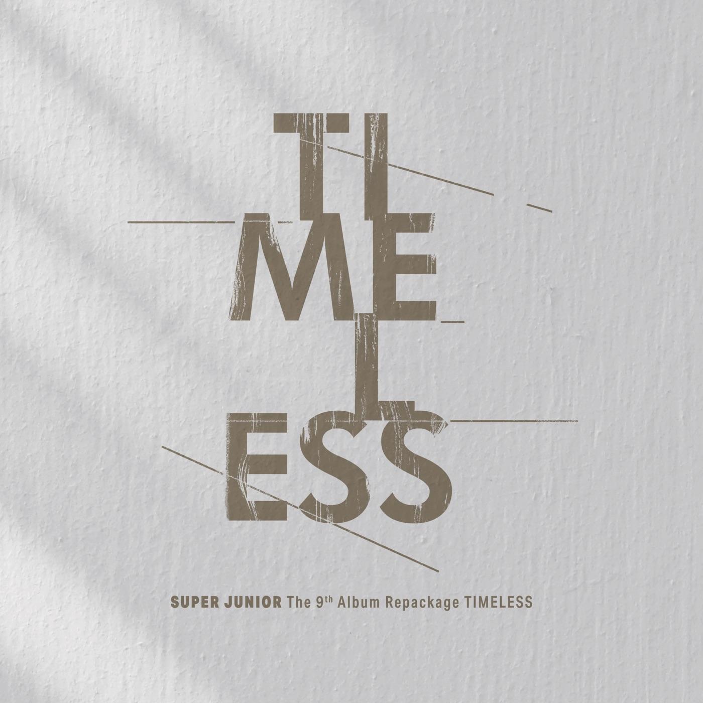 Timeless (SUPER JUNIOR)