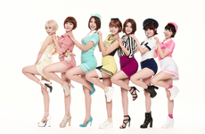 AOA Short Hair promotional photo