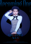 IZONE Jo Yu Ri One-reeler concept photo (2)