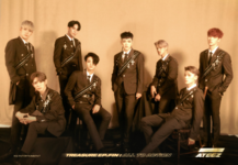 ATEEZ Treasure Ep.Fin All To Action concept photo 3