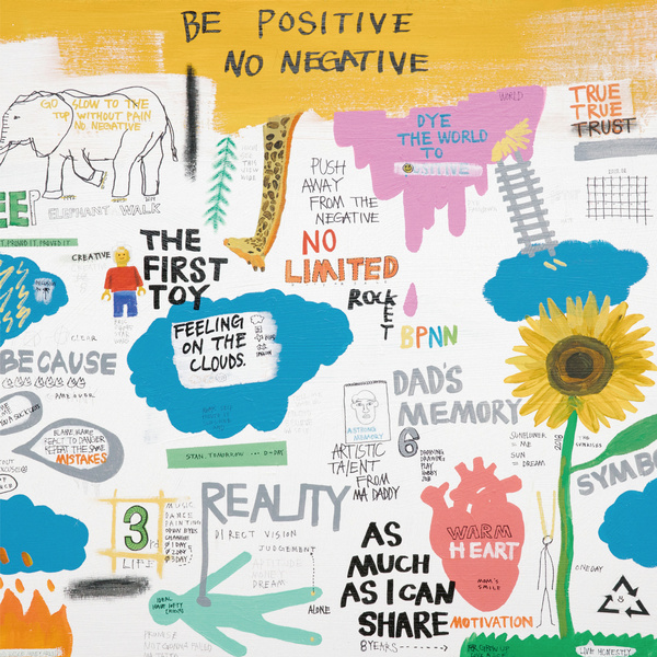 Dye The World To Positive