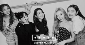 SECRET NUMBER Who Dis group concept photo 2