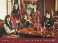 TWICE Chaeyoung, Tzuyu, Mina, Nayeon & Jihyo The Year of Yes promotional photo 2