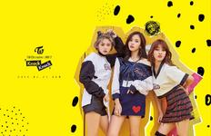 TWICE TWICEcoaster Lane 2 Jeongyeon Mina Jihyo unit promo