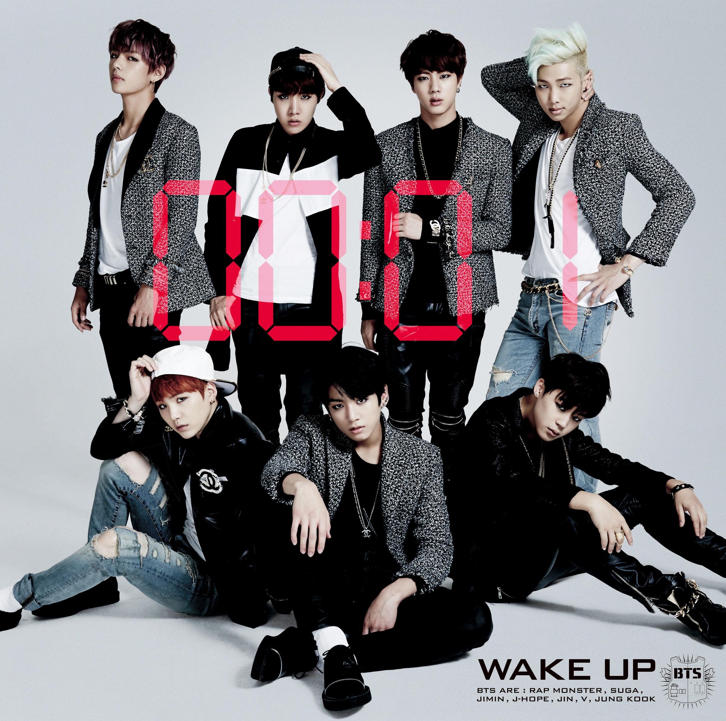 Wake Up (BTS)