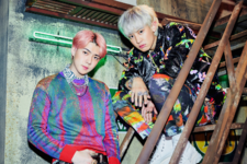EXO-SC 1 Billion Views group concept photo 14