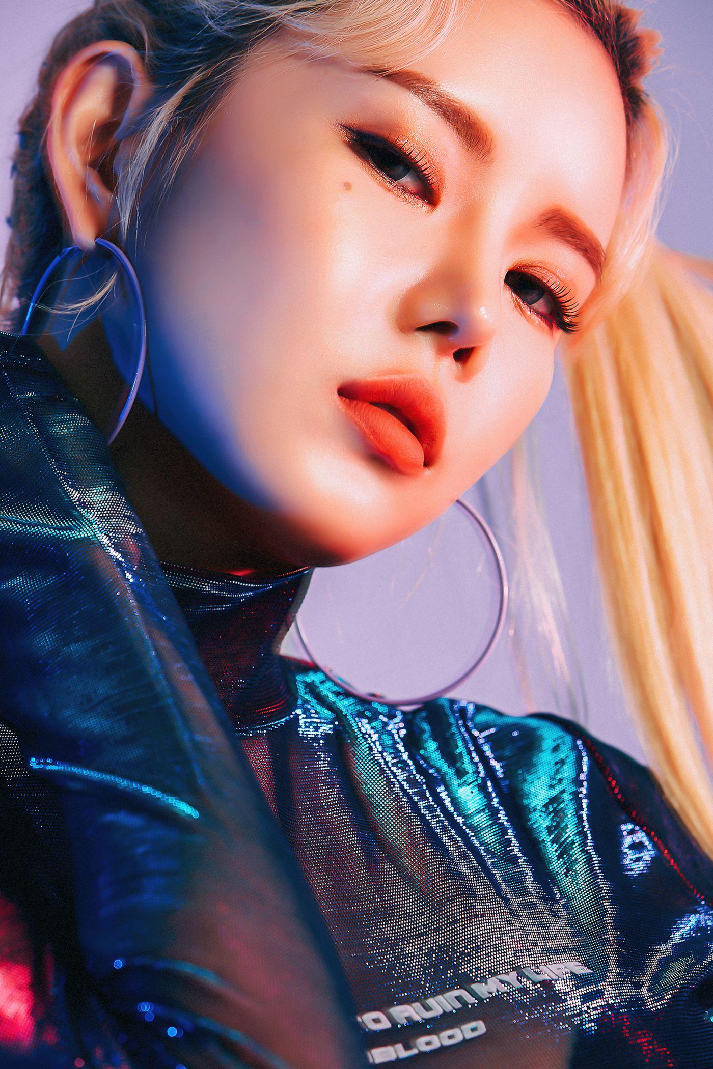 Chaejin (LAYSHA)