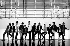 Super Junior Sorry, Sorry group promo photo