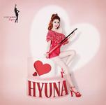 9MUSES Moon Hyuna Figaro teaser photo