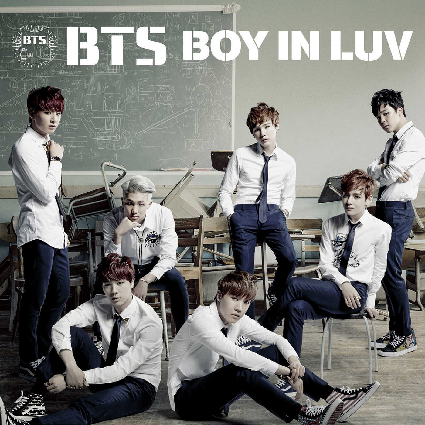 Boy In Luv Japan Single Regular Edition.png