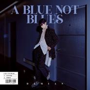 Demian A Blue Not Blues album cover