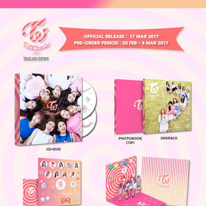 TWICE TWICEcoaster Lane 1 Thailand edition packaging.png