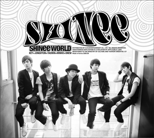 SHINee - The SHINee World (Type B).png
