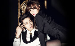 Jimin N J.Don GOD promotional photo (3)