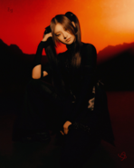 EVERGLOW Yiren Last Melody concept photo 1