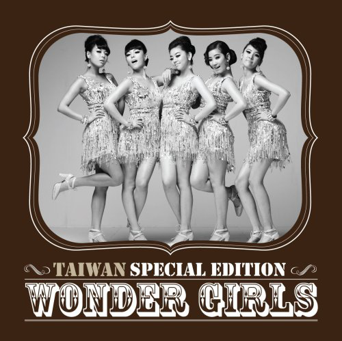 Wonder Girls (Taiwan Special Edition)