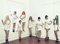 T-ARA Day By Day group photo