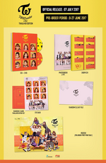 TWICE TWICEcoaster Lane 2 Thailand edition preview