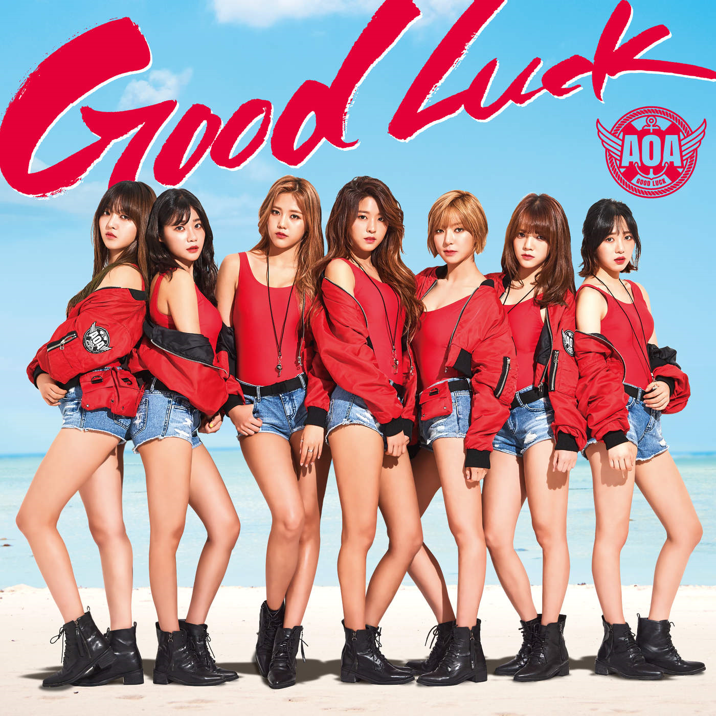 Good Luck (AOA single)