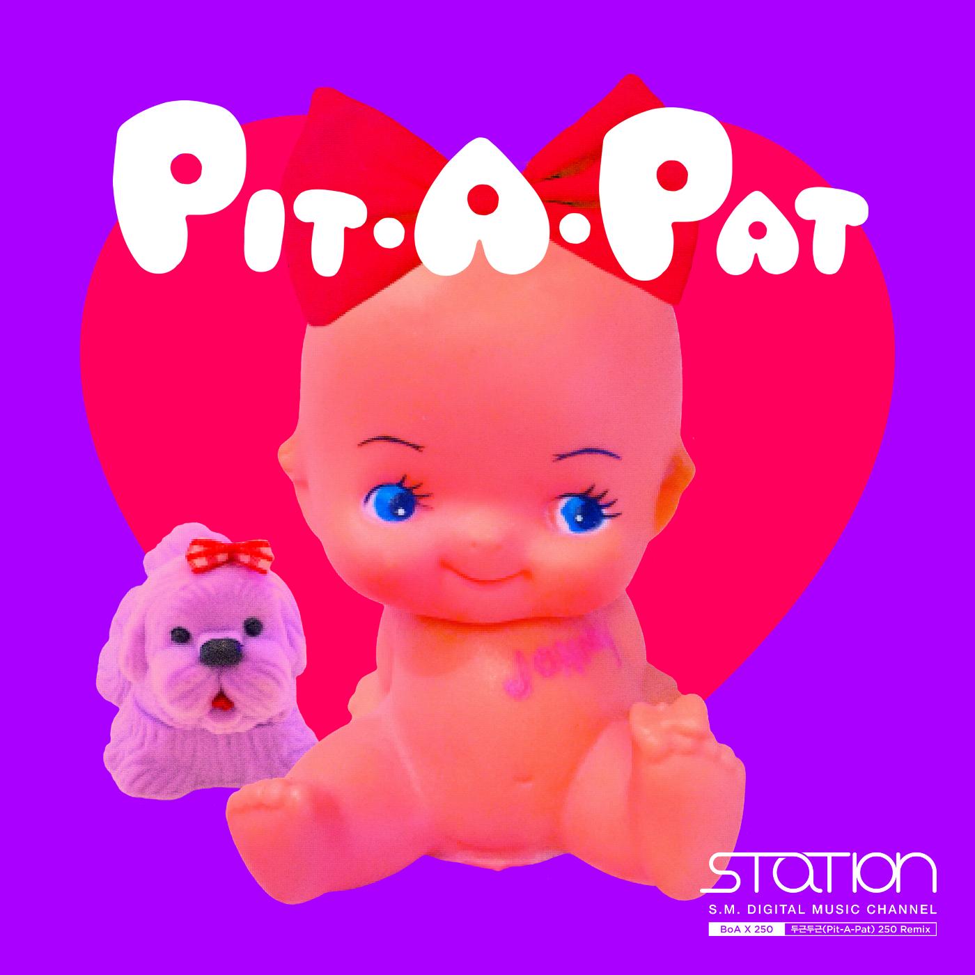 Pit-A-Pat 250 Remix