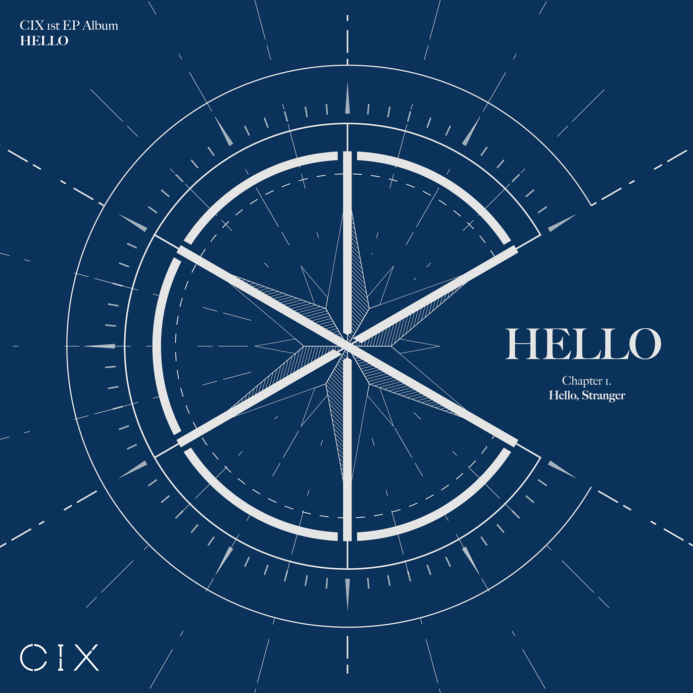 Hello Chapter 1. Hello, Stranger