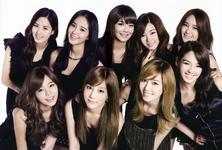 Girls' Generation Genie promotional photo