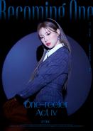 IZONE Kang Hye Won One reeler concept photo (2)