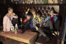 TEEN TOP High Five group promo photo