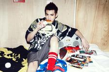 EXO Kris XOXO promo photo
