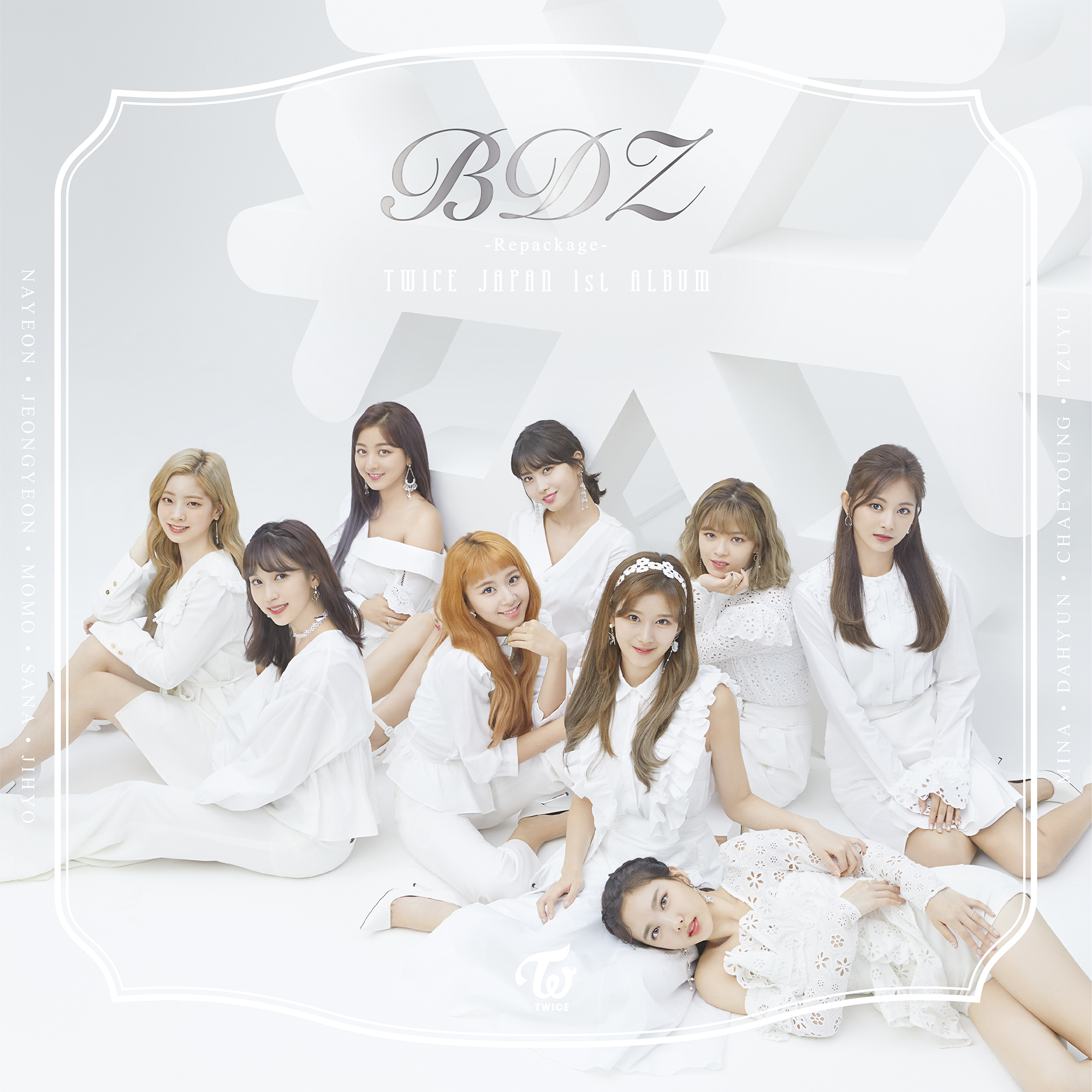 TWICE BDZ -Repackage- regular edition cover art.png