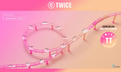TWICE TWICEcoaster Lane 1 timetable