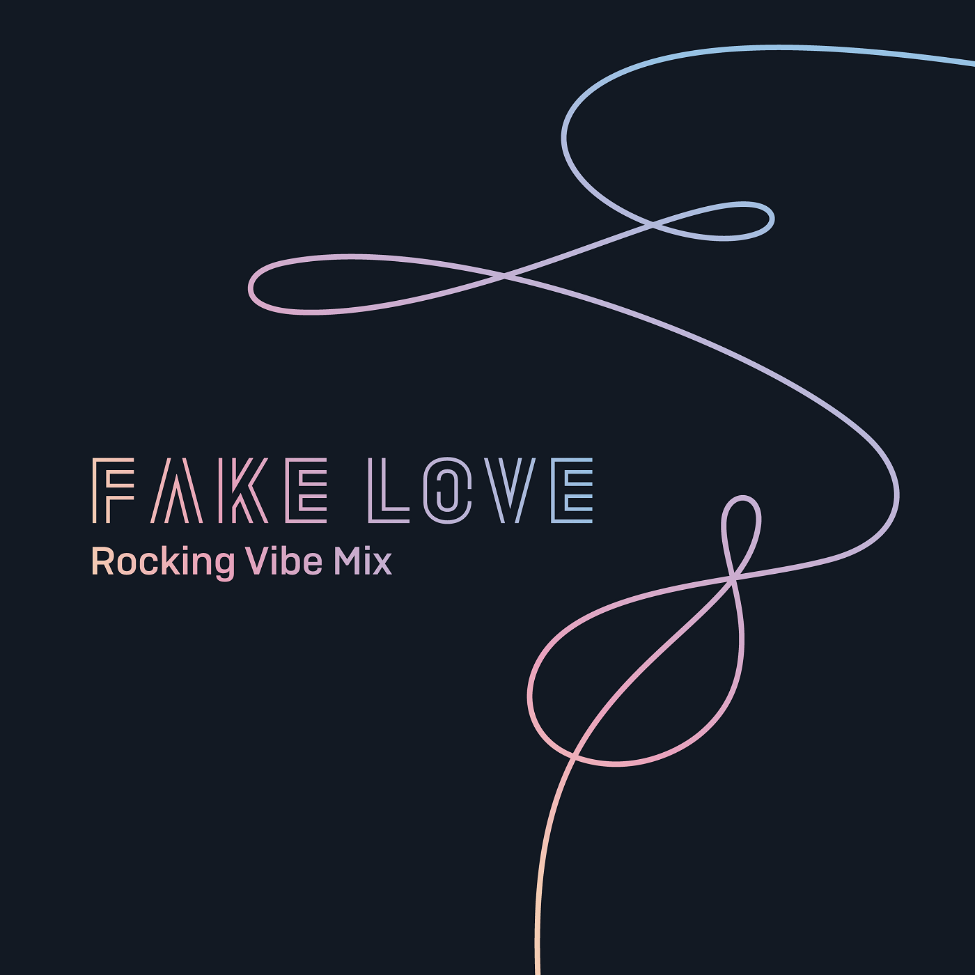 BTS Fake Love (Rocking Vibe Mix) album cover.png