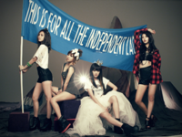 Miss A Independent Women Part III group photo