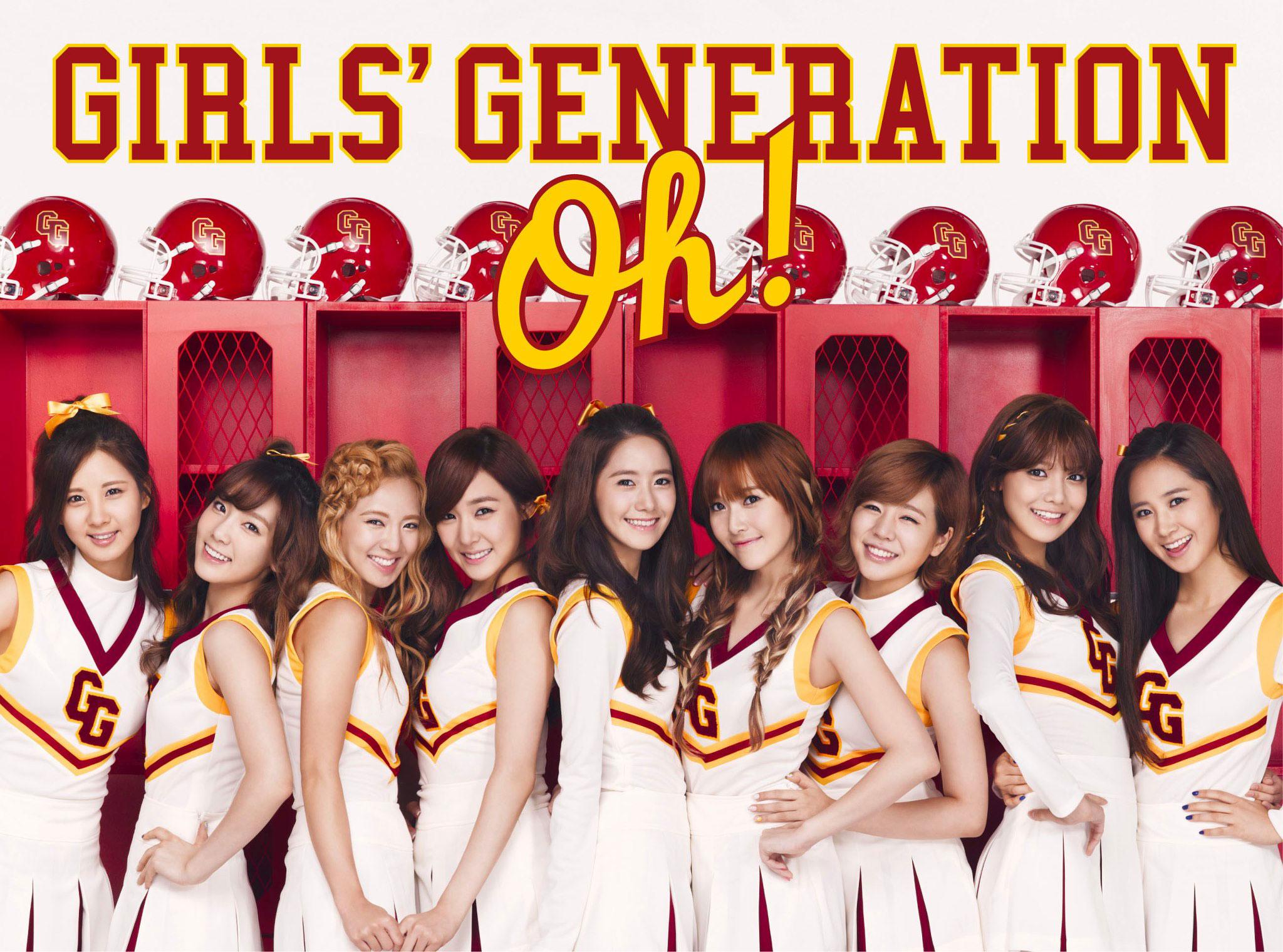 Oh! (сингл Girls' Generation)