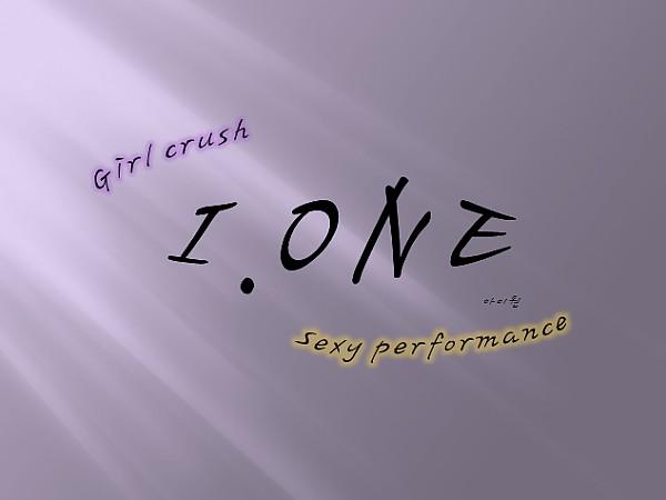 I.ONE