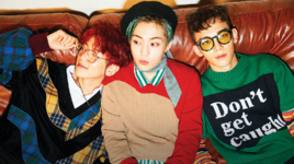 EXO-CBX Hey Mama! promo photo (4)