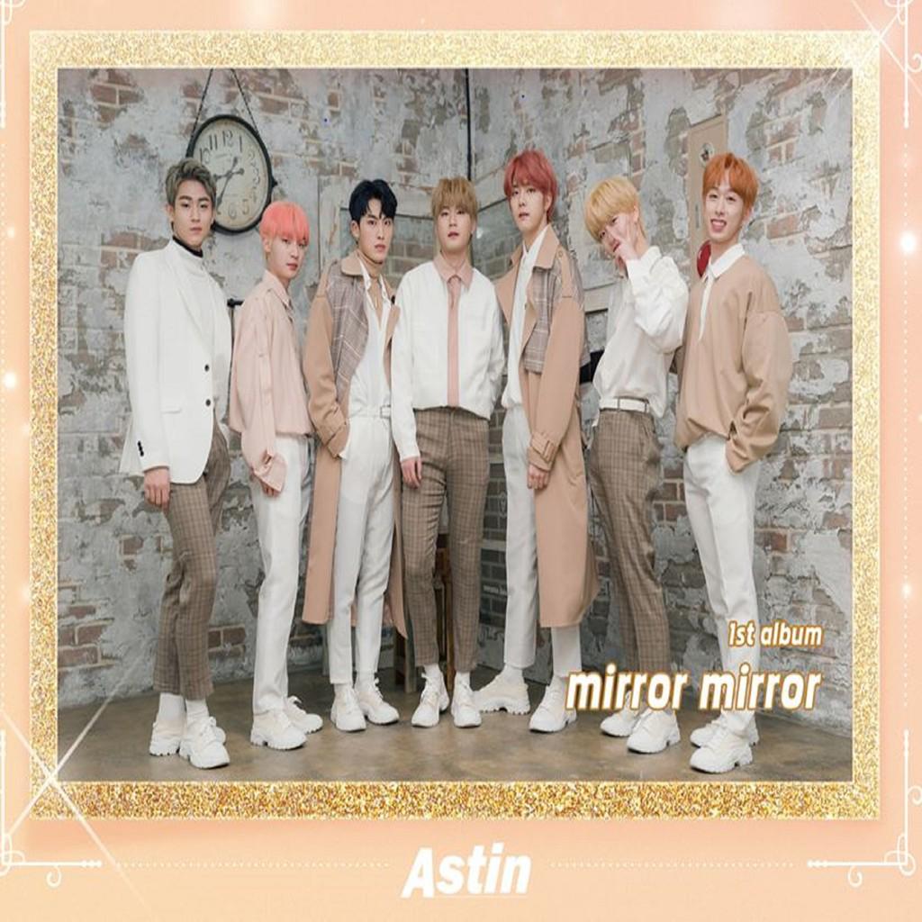 Mirror Mirror (ASTIN)