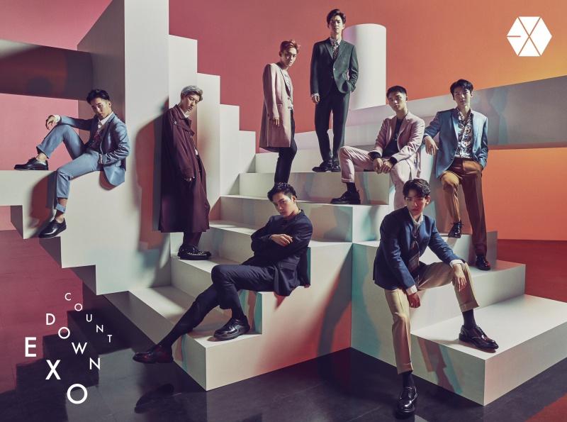 EXO Countdown CD+DVD edition cover art.png