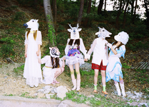 F(x) Electric Shock group photo 2