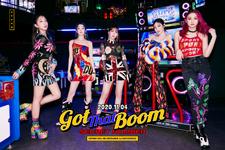 SECRET NUMBER Got That Boom group concept photo 2