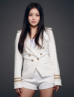 Yujeong The Unit promotional photo
