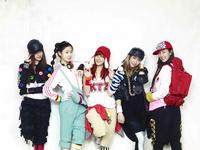 F-ve Dolls Charming Five Girls promotional photo