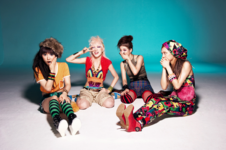 Miss A Step Up group photo